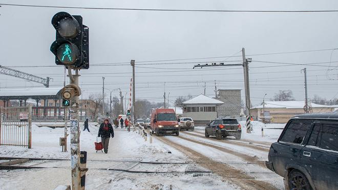 Строительство путепровода через железную дорогу начинается в Балашихе